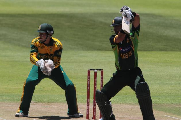 South Africa vs. Pakistan, 1st ODI: Scorecard, Recap and More from Cape Town