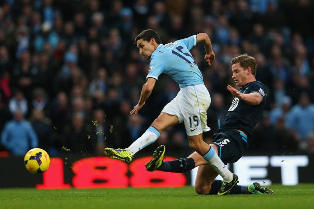 Analysing Jesus Navas' Performance vs. Tottenham
