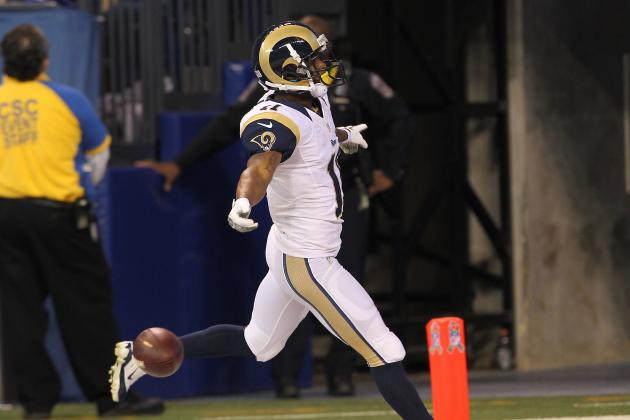 Tavon Austin's Instant Fantasy Reaction After Week 12 Performance vs. Bears