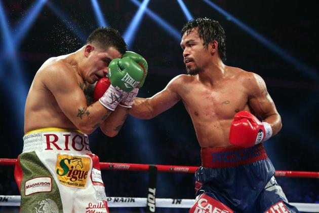 Pacquiao vs. Rios Results: Pac-Man Still Has a Lot to Prove After Easy Win