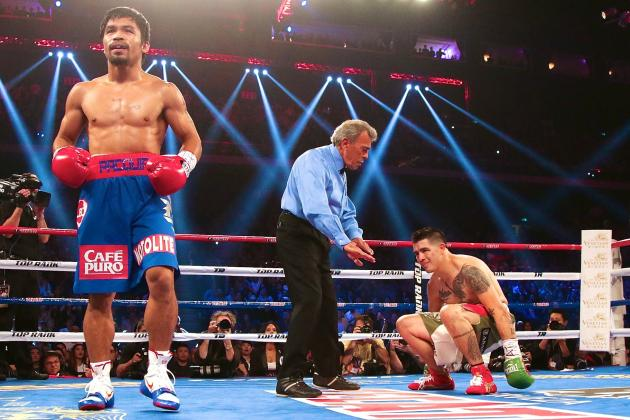 Pacquiao vs. Rios: Does Boxing Need a Mayweather vs. Pacquiao Superfight?