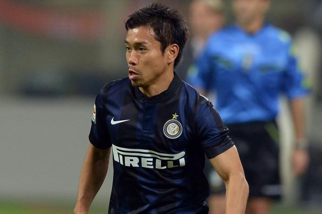 Follow It Live: Bologna V Inter Milan