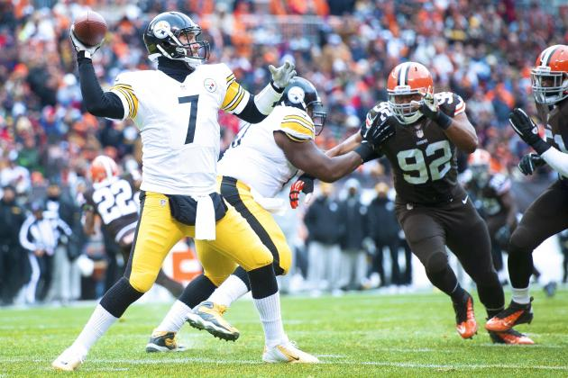Steelers vs. Browns: Live Scores, Highlights and Analysis