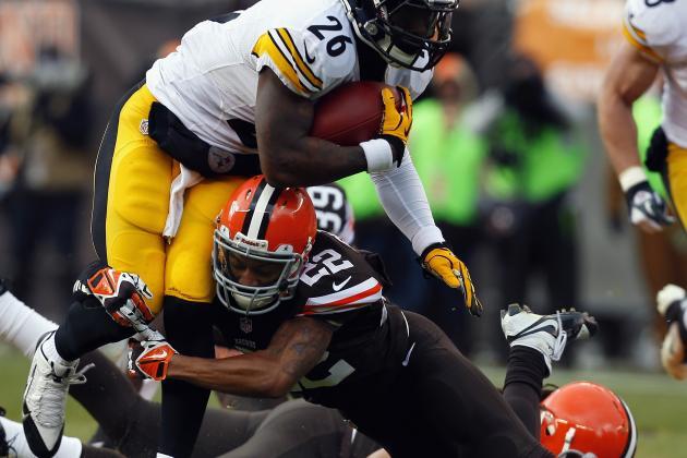 Skrine Questionable to Return vs. Steelers