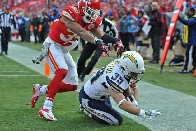 Danny Woodhead's Instant Fantasy Reaction After Ryan Mathews' Injury