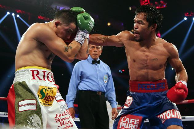 Pacquiao vs. Rios Fight: Lack of Knockout Punch Will Not Haunt Pac-Man