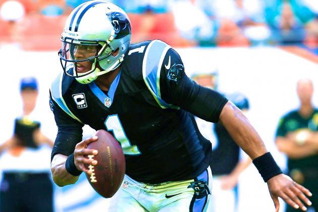 Carolina Panthers vs. Miami Dolphins: Live Score, Highlights and Analysis