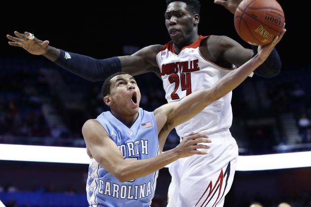 North Carolina vs. Louisville: Score and Analysis of Tar Heels' Shocking Upset