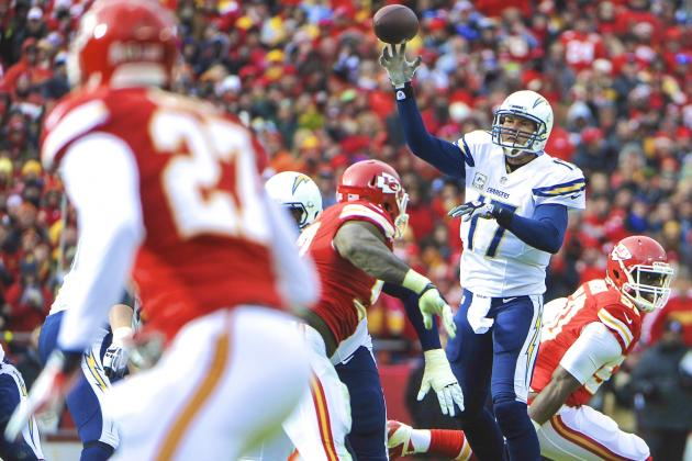 San Diego Chargers vs. Kansas City Chiefs: Live Score, Highlights and Analysis