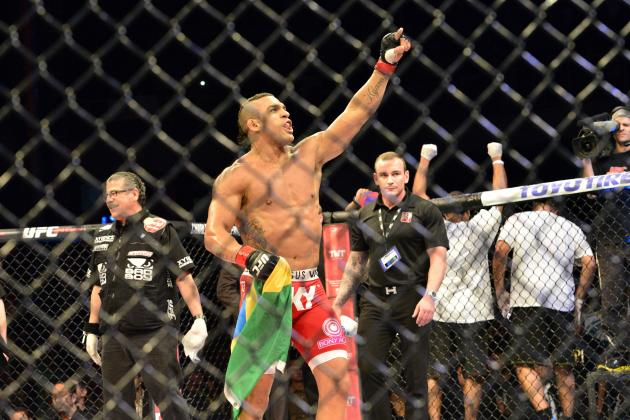 Vitor Belfort: 'My Next Fight Will Be in a Brazilian Stadium'