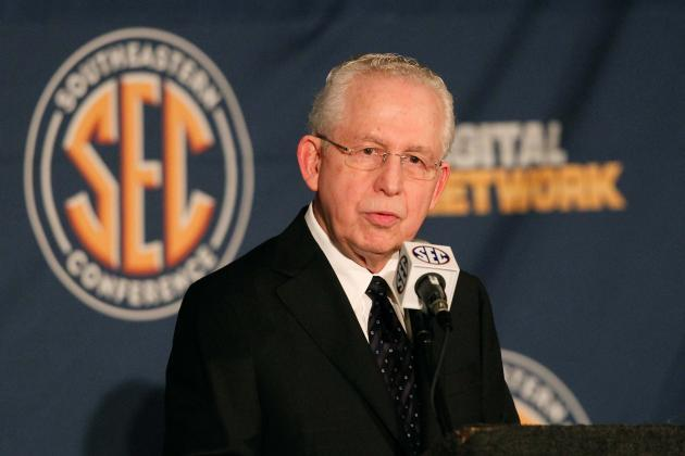 Congrats Mike Slive, Missouri and Texas A&M's SEC Move Couldn't Have Gone Better