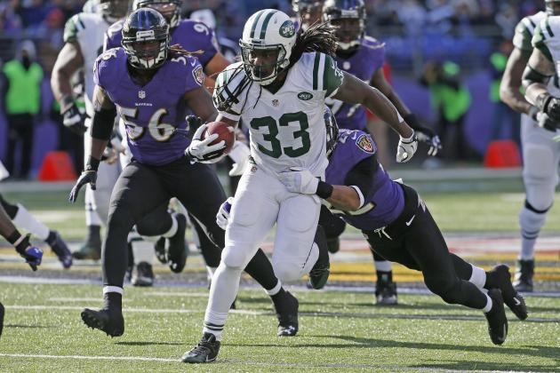 Chris Ivory Injury: Updates on Jets RB's Ankle and Recovery