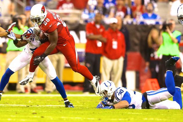 Indianapolis Colts at Arizona Cardinals: Live Score, Highlights and Analysis
