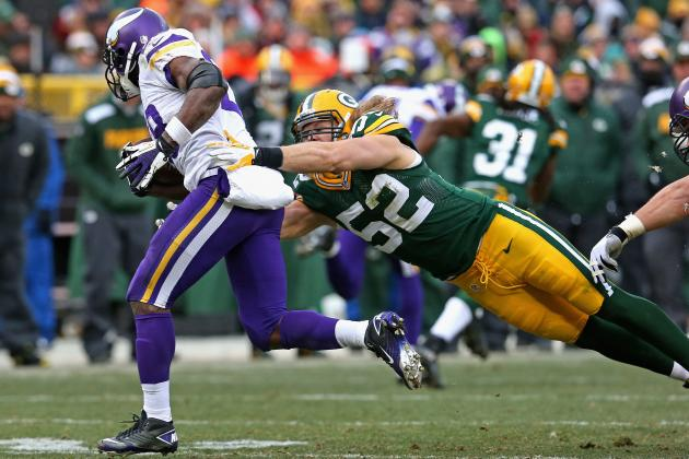 Packers vs. Vikings: Live Grades and Analysis for Minnesota