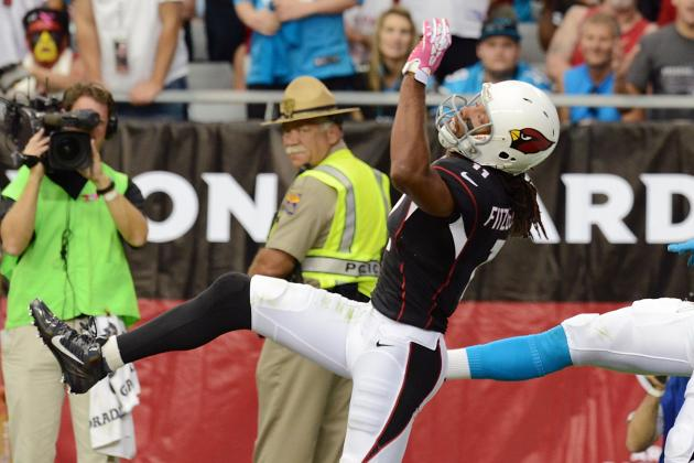 Larry Fitzgerald Becomes Youngest to Gain 11,000 Receiving Yards