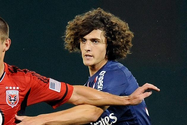 Scouting Chelsea Transfer Target Adrien Rabiot