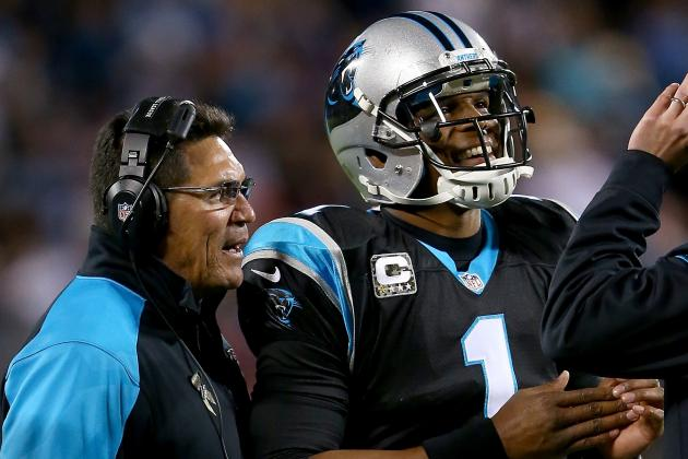 Another Cam Newton Comeback Lifts Panthers Past Miami 20-16