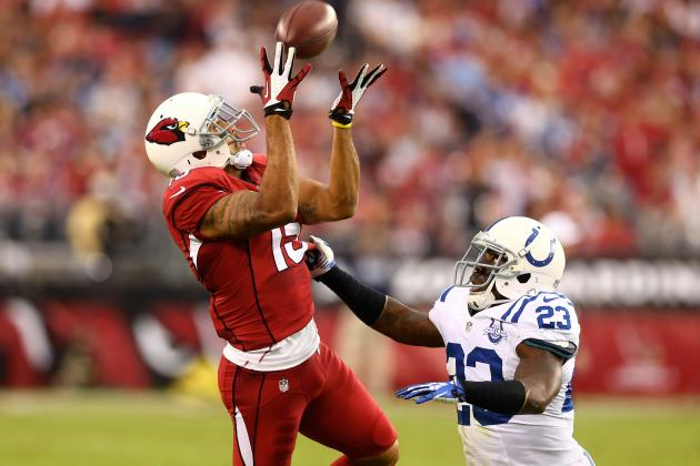 Michael Floyd's Instant Fantasy Reaction After Week 12 Performance