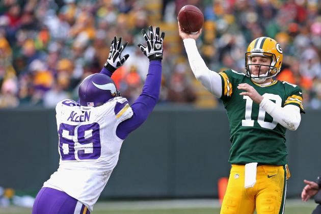 Packers Stage Furious Rally, Settle for Tie with Vikings