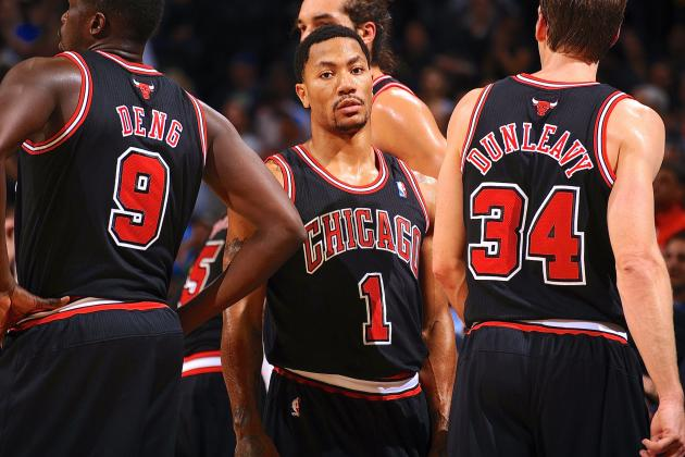Derrick Rose's Injury Will Be First Domino in Dismembering Chicago Bulls Core