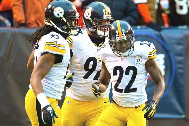 Surging Pittsburgh Steelers Look Like Legitimate Playoff Team