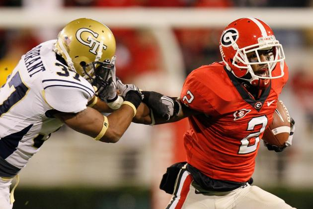 Debate: What's the Best Moment Ever in UGA-GT Rivalry?