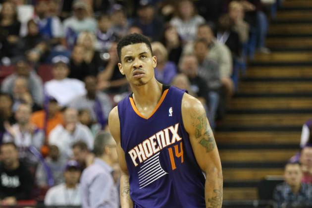 Gerald Green Throws Down Vicious Windmill Dunk vs. Magic