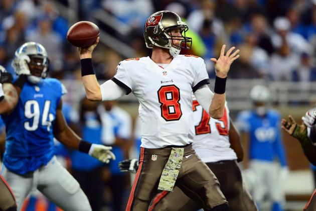 Mike Glennon Proves He's a Reliable Option for Buccaneers Moving Forward
