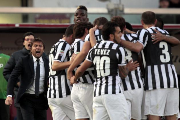 Conte Praises Mature Juve