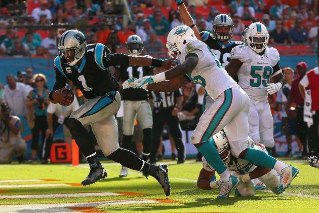 Miami Dolphins Lacking Killer Instinct