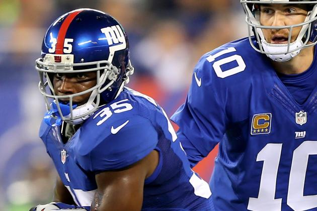 Rapid Reaction: New York Giants
