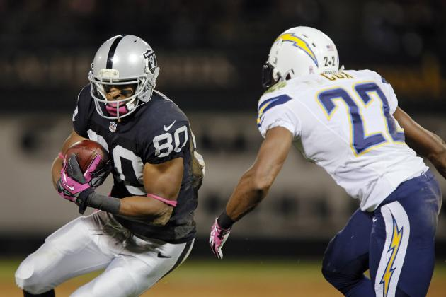 Rod Streater's Instant Fantasy Reaction After Week 12 Performance