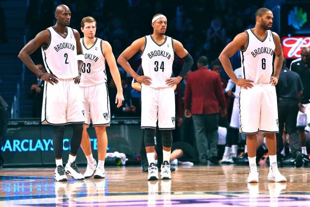 Brooklyn Nets' Disaster Proving You Can't Buy Chemistry in the NBA