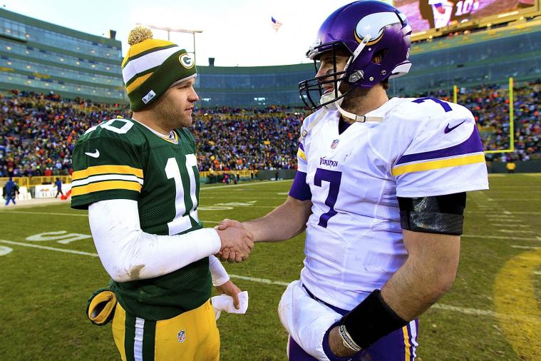 What Packers, Vikings Tie Means for NFC Playoff Picture