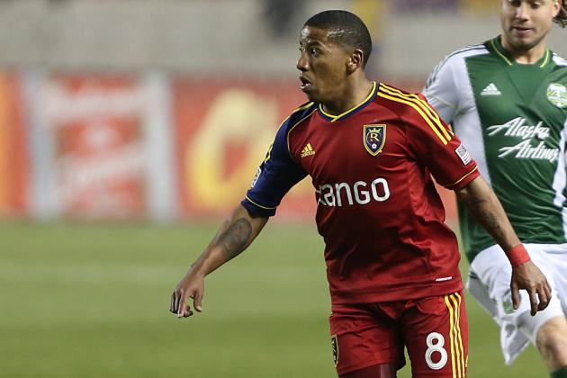 RSL Announce Starting XI vs. Timbers