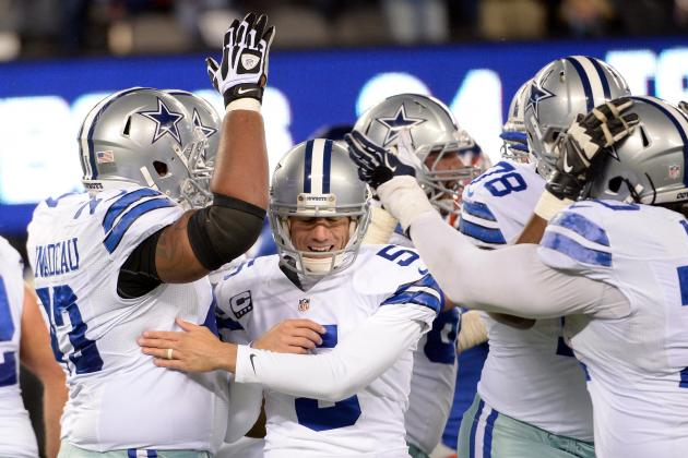 Cowboys Should Remain NFC East Favorites by Staying Undefeated in Division