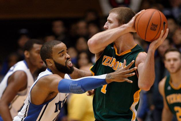 Duke vs. Vermont: Score and Analysis as Blue Devils Avoid Upset Loss