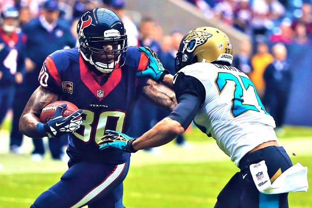 Andre Johnson After Texans' Loss to Jaguars: 'We Suck'