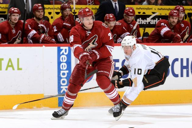 What's Behind Phoenix Coyotes' Improved Power Play in 2013-14?