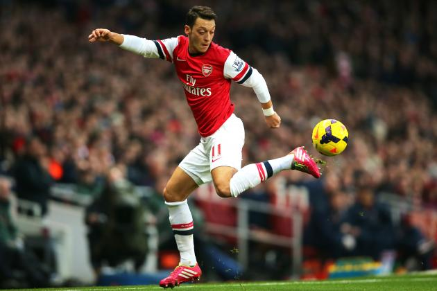 Why Mesut Ozil Has Only Changed Arsenal's Mentality