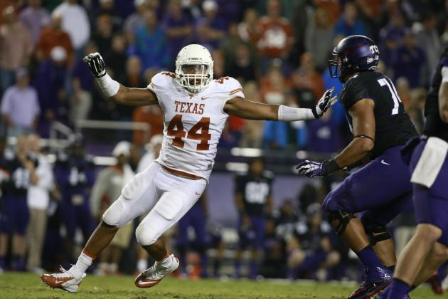 Texas vs. Texas Tech: 7 Players Most Responsible for Stopping the Spread