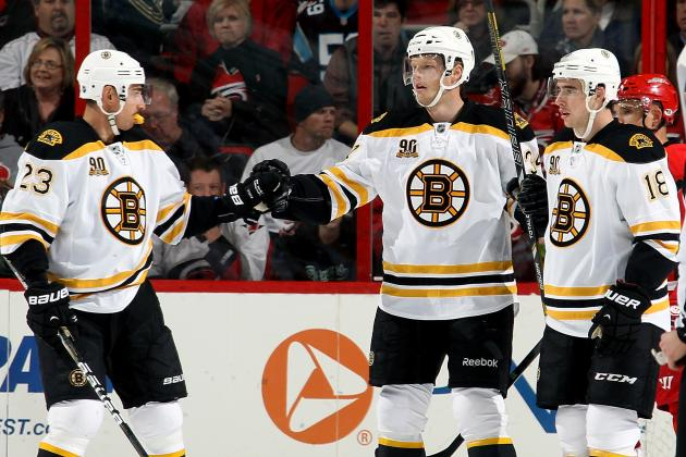How Offensive Depth Has Led to Recent Success for the Boston Bruins
