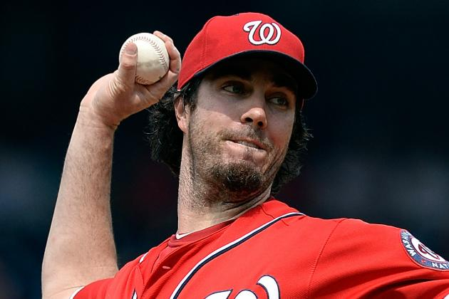 Report: Dan Haren to Sign with Dodgers on One-Year, $10 Milliondeal