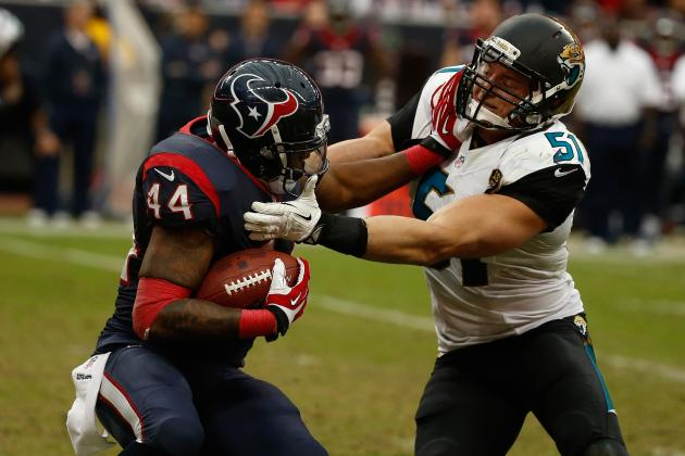 Texans' Anemic Running Game to Blame for Frustrating Loss to Jaguars