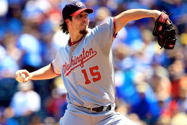 Dan Haren Signs with the Los Angeles Dodgers