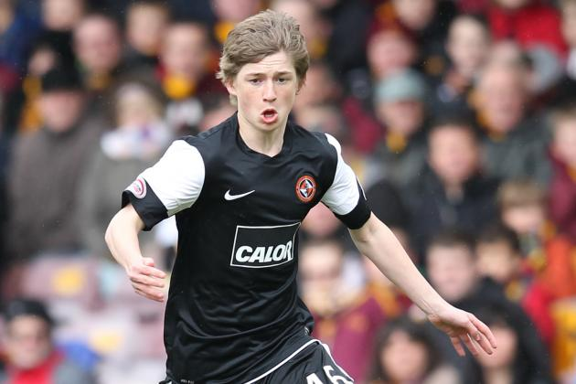 Liverpool and Man United Scouts Watch 'Mini Messi' Ryan Gauld