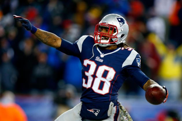 Brandon Bolden's Instant Fantasy Reaction After Week 12 Performance