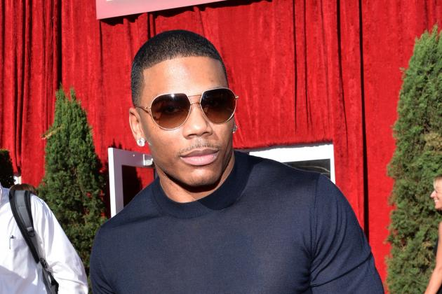 Nelly Gives St. Louis a Shout out at the AMAs