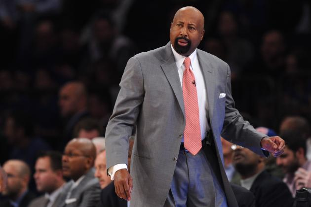 New York Knicks Firing Mike Woodson Would Solve None of Their Biggest Problems