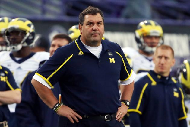Michigan vs. Ohio State: Can Brady Hoke Save the Rivalry?